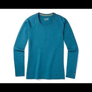 Women's Smartwool 100% Merino Wool LS Base layer
